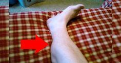 Toto je dôvod, prečo máte uprostred noci kŕče v nohách. Len dve suroviny vám pomôžu zbaviť sa tohto problému | Báječné Ženy
