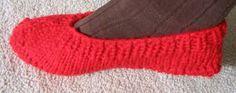 socks knitting pattern - Google Search