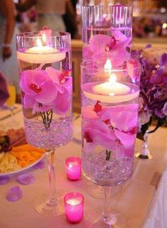 7 Best 90th Birthday Party Ideas Images Floating Candles Wedding