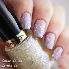 Swatch - Revlon Heavenly - Provence