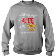 Being An Auntie Is The Best Job T-Shirt #gift #ideas #Popular #Everything #Videos #Shop #Animals #pets #Architecture #Art #Cars #motorcycles #Celebrities #DIY #crafts #Design #Education #Entertainment #Food #drink #Gardening #Geek #Hair #beauty #Health #fitness #History #Holidays #events #Home decor #Humor #Illustrations #posters #Kids #parenting #Men #Outdoors #Photography #Products #Quotes #Science #nature #Sports #Tattoos #Technology #Travel #Weddings #Women