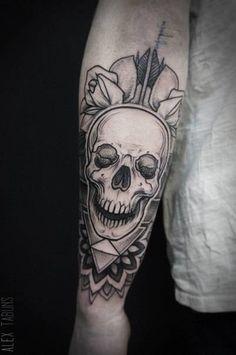 Las 168 Mejores Imágenes De Tatuajes En El Antebrazo Para Hombres En