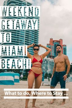 Planning a girls trip or a couples weekend getaway to Miami? Read this post before you go - get a complete list of everything to do and see.   #travel #miami #miamisouthbeach #southbeach #miamisobe #sobe #florida #usaroadtrip #weekendgetaway #batchloretteparty #girlstrip #couplesweekend Best Resorts, Vacation Resorts, Vacation Spots, Vacation Ideas, Vacations, Scuba Diving Classes, Weekend In Miami, Weekend Trips, Weekend Getaways For Couples