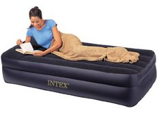 airbed raised mattre