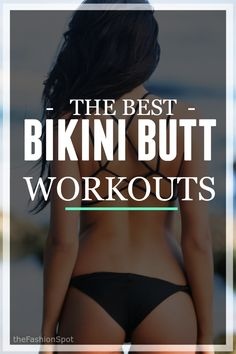 Want the perfect bubble butt to show off this summer? Check out the 10 best pinterest butt workouts and squat workouts