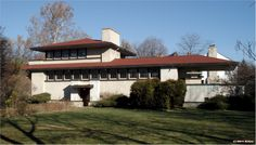 Frank Lloyd Wright Prairie Style frank lloyd wright: ward willets house, highland park, ill. 1900