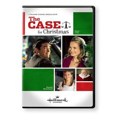 The Case For Christmas Hallmark Channel DVD
