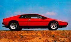 【世界の自動車年鑑】 第166回「ロータス エスプリ」(1980年モデル) - LAWRENCE(ロレンス) - Motorcycle x Cars + α = Your Life.