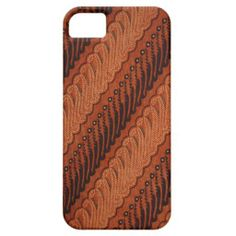 Style: Case-Mate Barely There iPhone 5/5S Case  batik pattern iPhone 5/5S case Created By cyberc4sh :  Store
