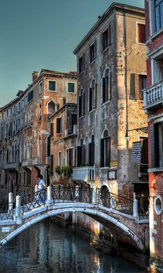 Over the Canal - Venice..by © Atilla2008✯