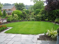 shape of lawn - Google Search