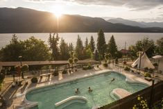 Hot Springs Circle Route   Super, Natural BC Canada Tours, Rain Shadow, Natural Mineral Water, Discover Canada, Perfect Road Trip, Cascade Mountains, Canadian Rockies, Hot Springs, The Good Place