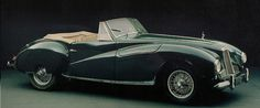 Car - 1950 Aston Martin DB1 Maintenance/restoration of old/vintage vehicles: the material for new cogs/casters/gears/pads could be cast polyamide which I (Cast polyamide) can produce. My contact: tatjana.alic@windowslive.com