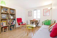 Ganhe uma noite no Sunny and roomy flat - Montmartre - Apartamentos para Alugar em Paris no Airbnb!