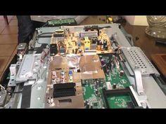 RIPARAZIONE/VLOG  MONITOR TV LCD