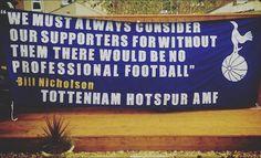 Bill Nicholson 🙌 #coys #spurs #tottenham #yidarmy #spursflags #thfc #footballflags #ultras #n17 #barmyflags