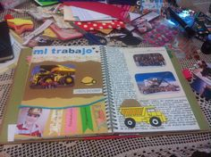 Smashbook, a page about my Job!