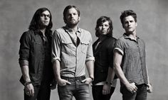 Buy Kings of Leon tickets from Ticketmaster UK. Kings of Leon tour dates, event details + much more. Kings Of Leon, Lollapalooza, Coldplay, Rock Music, New Music, Coachella, Mumford & Sons, Rock Im Park, Nashville