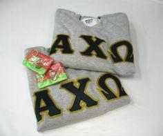 Alpha Chi Omega Sorority Sweatshirts #Sorority #Clothing