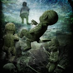 The Water Babies of Massacre Rocks Outside of my hometown of Pocatello, Idaho is… Spooky Places, Haunted Places, Haunted Houses, Creepy Stories, Ghost Stories, Paranormal, Ghost Hauntings, Real Ghosts, Most Haunted