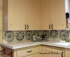 30 unique and inexpensive diy kitchen backsplash ideas you need to see - Backsplash Ideas For Kitchens Inexpensive