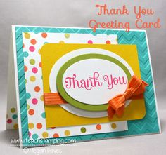 Paper Crafts Idea Using Stampin' Up!'s Four You & Project Life