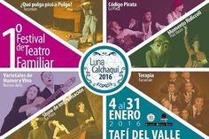 """1er Festival """"ENTEPOLA  Luna Calchaquí"""" - Ente Tucumán Turismo"""