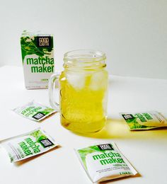 Good Earth & National Iced Tea Month are a Matcha made in heaven!
