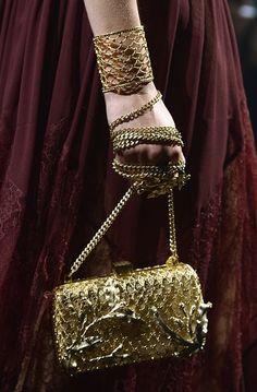Ellie Saab — eliesaab: Shades Of Gold   ELIE SAAB Haute...