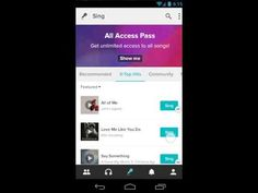 Smule I'll show You wow orang Korea nyanyi rame rame - YouTube