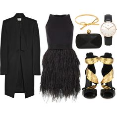 """""""New Year's Outfit: CLASSY FUN"""" by cschronicles on Polyvore"""