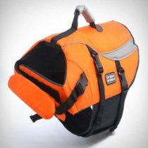 Outward Hound Pet Saver Life Jacket Size: X-Large (Pets over 70 lbs)