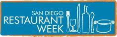 Restaurant Week San Diego 2014!