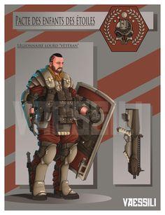 Infantary Legionaire