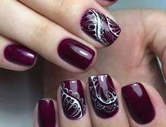 dark nail designs