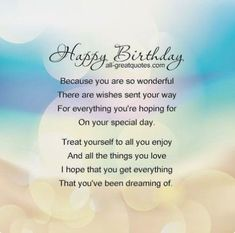 Super Birthday Wishes For Sister Quotes People 18 Ideas Happy Birthday Niece, Free Happy Birthday Cards, Happy Birthday Best Friend, Birthday Wishes For Daughter, Sister Birthday Quotes, Birthday Wishes Quotes, Sister Quotes, Religious Birthday Wishes, Birthday Wishes Greeting Cards