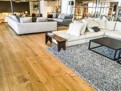 Arrigoni Woods floors at Studio Como in Denver, Colorado