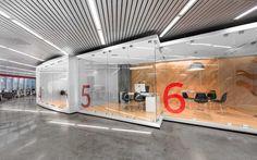 Creative Modern Office Interior Design