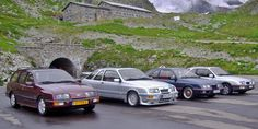 Ford Sierra, Ford Rs, Car Ford, Ford Motorsport, Mid Size Car, Ford Escort, Henry Ford, Automotive Art, Ford Motor Company