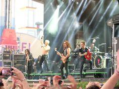 June 28 2015 Billy Idol at Gröna Lund Stockholm Sweden.