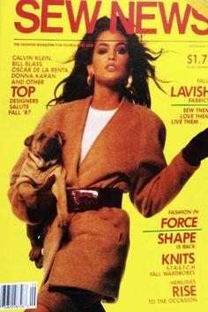 Bill Blass, Cindy Crawford, Live Love, Fall Wardrobe, Donna Karan, Fabric Design, Supermodels, Hemline, Calvin Klein