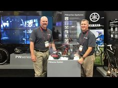 2017 Yamaha Electric Bike Updates from Interbike (PW Series, Haibike, Giant)