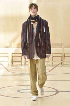 Kent & Curwen Spring-Summer 2018 - London Fashion Week Men's