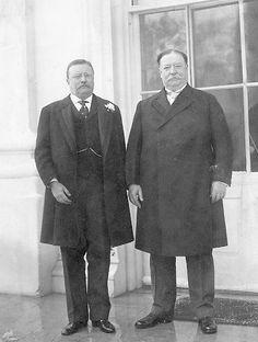 Taft and Roosevelt