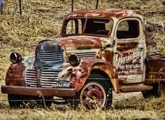 color splash old trucks - Google Search