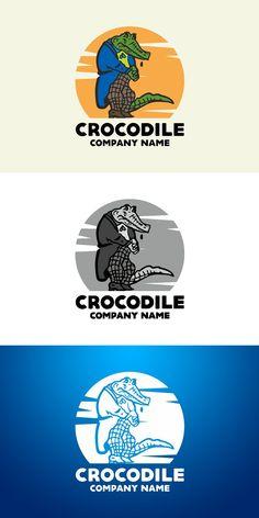 Crocodile Logo, Monster Design, Taekwondo, Company Names, Business Names, Tae Kwon Do