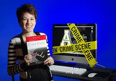 "Dr. Cathy Marcum, an assistant professor in App State's Dept of Government and Justice Studies, is the author of the book ""Cyber Crime,"" published by Wolters Kluwer."