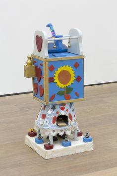 Andreas Slominski, 'Mausefalle für Saxophonisten,' 2003, Galerie Bärbel Grässlin Contemporary Sculpture, Contemporary Art, Andreas, Illustration Art, Objects, Artsy, Art Work, Mouse Traps, Sculpture