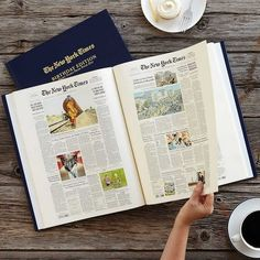 Ny Times Custom Book | 40th Birthday Gifts For Women, Her, Mom, Sister, Aunt