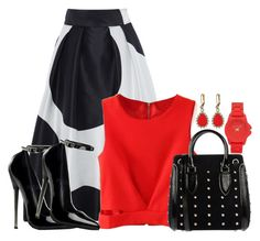 """#225"" by preet111 on Polyvore"